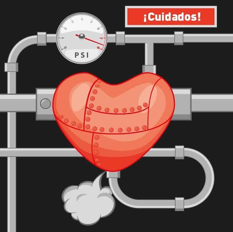 Cómo manejar la presión arterial alta, un ajuste a ciertos hábitos puede ser muy útil