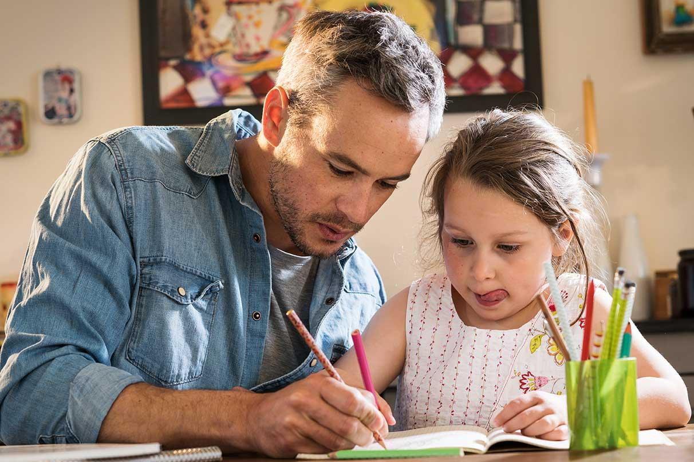 Adaptar la educación y el trabajo en casa, un reto familiar
